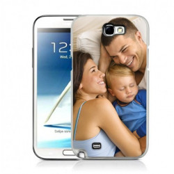 Coques PERSONNALISEES pour SAMSUNG GALAXY NOTE1