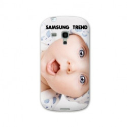 Coques PERSONNALISEES pour SAMSUNG GALAXY TREND