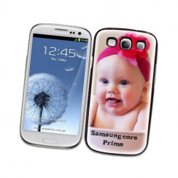 Coques PERSONNALISEES pour SAMSUNG GALAXY CORE PRIME