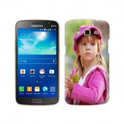 Coques PERSONNALISEES pour SAMSUNG GALAXY grand 2
