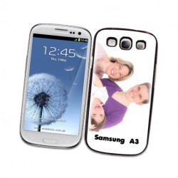 Coques souples PERSONNALISEES pour SAMSUNG GALAXY A3
