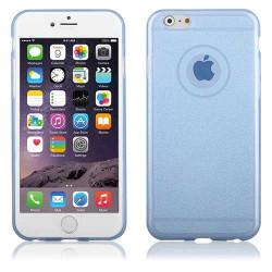 Coque SHINE bleue pour iPhone 6+ et 6+ S