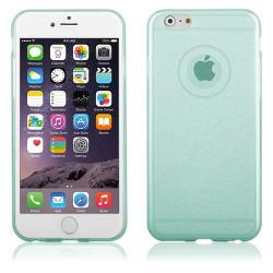 Coque SHINE verte pour iPhone 6+ et 6+S