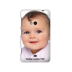 Coques Personnalisées pour NOKIA LUMIA 730