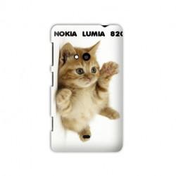 Coques PERSONNALISEES pour NOKIA LUMIA 820