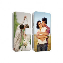 Etuis Cuir Recto Verso PERSONNALISES pour SONY XPERIA Z