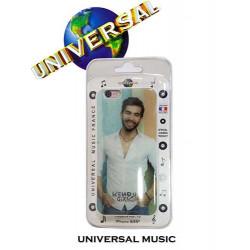 Coque KENDJI sous licence UNIVERSAL pour iPhone 5, 5S et 5C