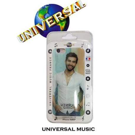 Coque KENDJI sous licence UNIVERSAL pour iPhone 5 5S SE 24,90 €