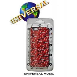 Coque ROLLING STONES sous licence UNIVERSAL pour iPhone 5, 5S et 5C