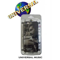 Coque KENDJI romantique sous licence UNIVERSAL pour iPhone 6 et 6S