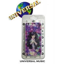 Coque INDILIA sous licence UNIVERSAL pour iPhone 6 et 6S