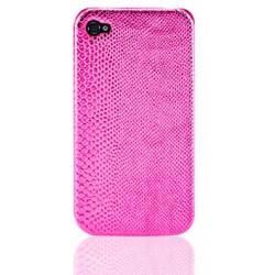 Coque caméléon rose pour iphone 4 et 4S