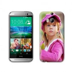 Coques personnalisées pour HTC M8