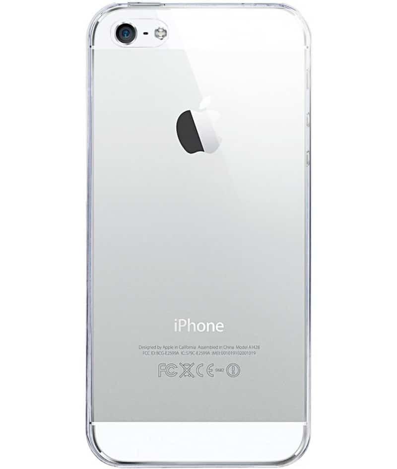 coque souple crystal transparente pour iphone 5 5s et se. Black Bedroom Furniture Sets. Home Design Ideas
