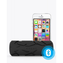 Enceinte BLUETOOTH noire portable JUNGLE BY RYGHT Pour Telephones et mp3