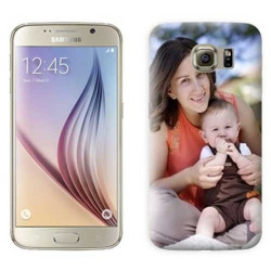 Coques PERSONNALISEES pour SAMSUNG GALAXY S7 EDGE