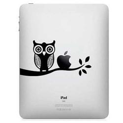 Stickers HIBOU pour IPad et macbook