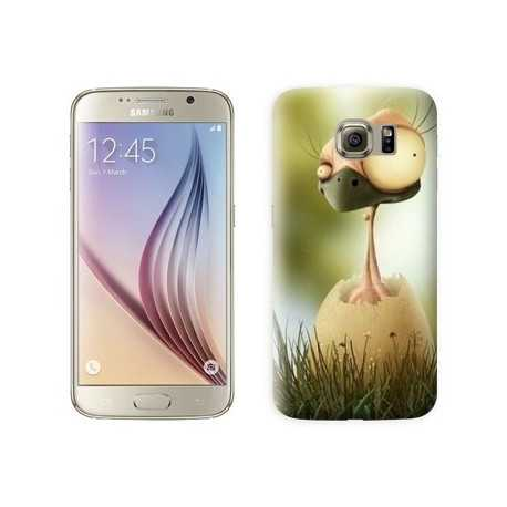 coque galaxy s7 drole