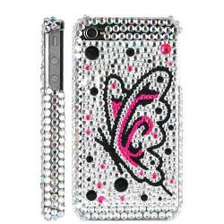 Coque Diamond Papillon pour Iphone 4 et 4S