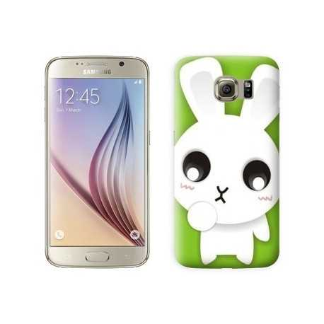 83abab6f75021d Coque Lapin 3 pour Samsung Galaxy S7 edge