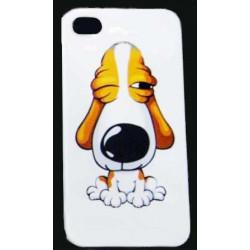 """Coque """" Pet 1"""" pour Iphone 4"""