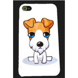"""Coque """" Pet 3"""" pour Iphone 4"""
