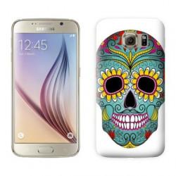 Coque CRANE FLEURI pour Samsung Galaxy S7 EDGE