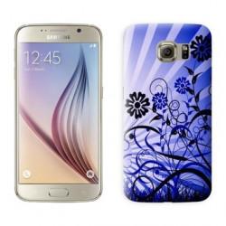 Coque COUCHER SOLEIL BLEU pour Samsung Galaxy S7 EDGE