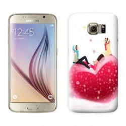Coque COEUR 4 pour Samsung Galaxy S7 EDGE