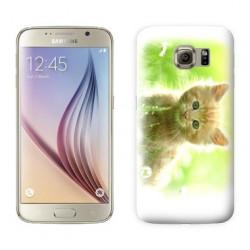 Coque CHATON pour Samsung Galaxy S7 EDGE