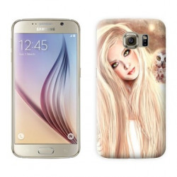 Coque BUTTERFLY pour Samsung Galaxy S7 EDGE