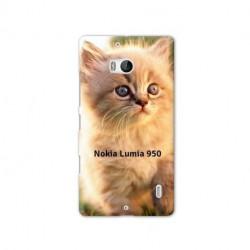Coques PERSONNALISEES pour NOKIA LUMIA 950
