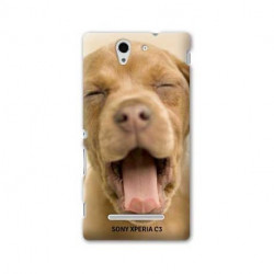 Coques PERSONNALISEES pour SONY XPERIA C3
