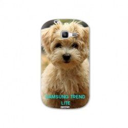 Coques PERSONNALISEES pour SAMSUNG GALAXY TREND 2 LITE