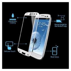 Protection d'écran en verre trempé pour samsung galaxy a8