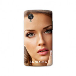 Coques personnalisées pour LG Nexus 4