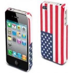 Coque USA pour Iphone 4 et 4S
