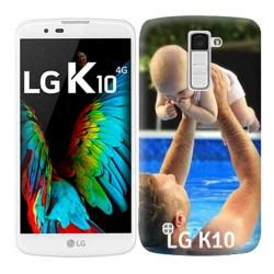 Coques personnalisées pour LG K10