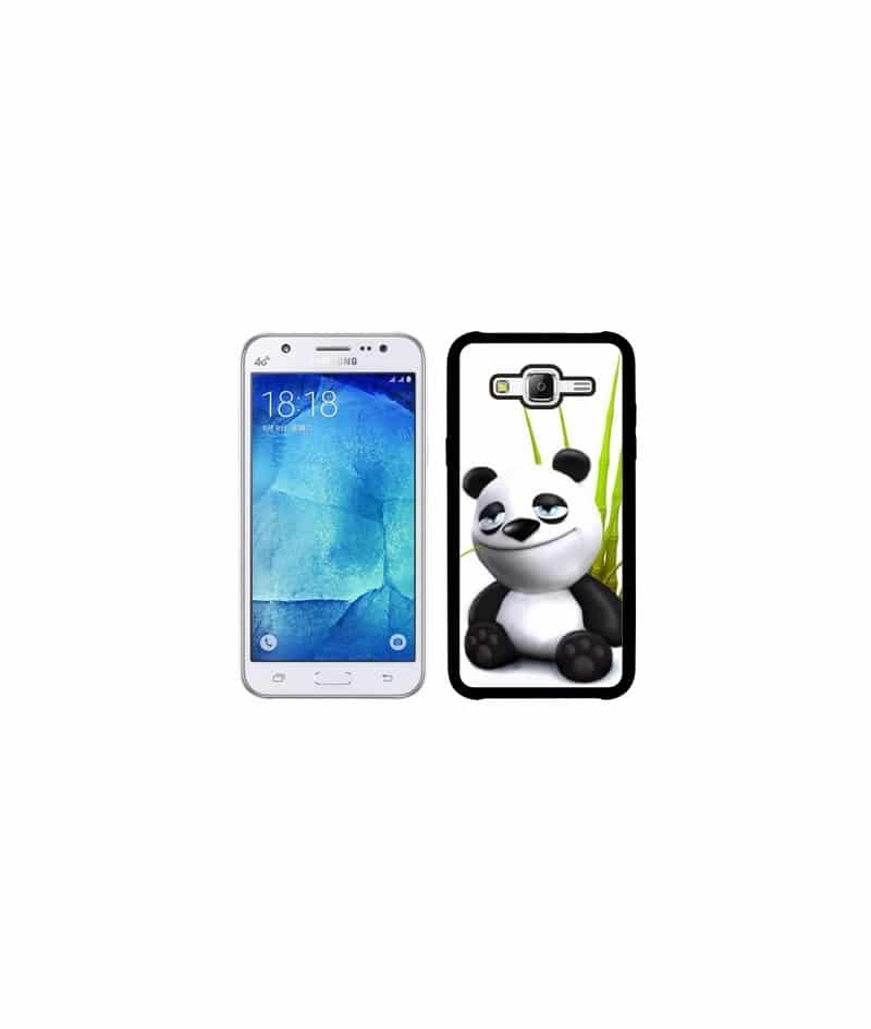 coque panda 3 pour samsung galaxy j3 2016. Black Bedroom Furniture Sets. Home Design Ideas