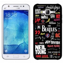 Coque Pop Rock pour samsung galaxy J3 2016