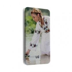 Etuis Cuir PERSONNALISES pour LG G4 mini