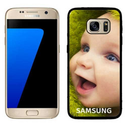Coques souples PERSONNALISEES en Gel silicone pour SAMSUNG GALAXY S7 edge