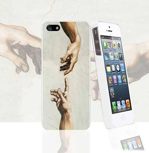 coque iphone 12 fantasy nature