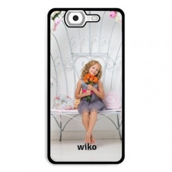 Coques souples PERSONNALISEES en Gel silicone pour wiko highway signs