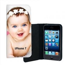 Etuis Cuir PERSONNALISES pour iPhone 7