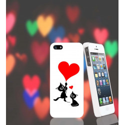 Coque CATS' LOVERS pour iPhone 7