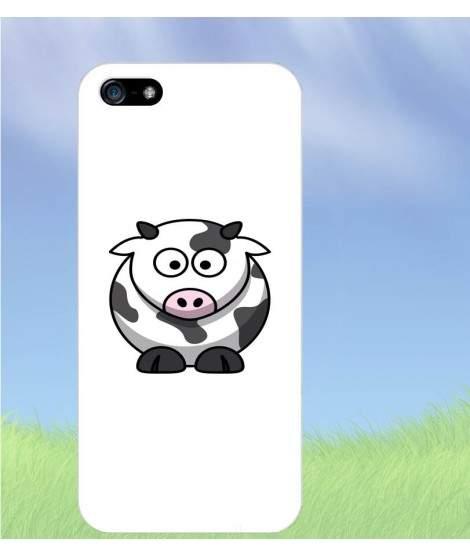 coque iphone 8 vache