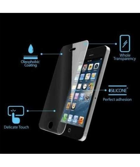 protection d 39 cran en verre tremp glass premium pour iphone 7 plus. Black Bedroom Furniture Sets. Home Design Ideas