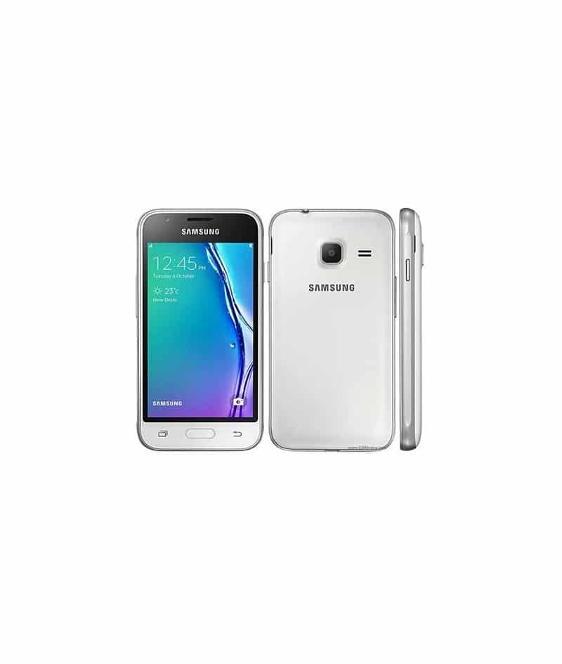 Telephone portable samsung j1 mini blanc for Portable samsung j