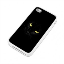 Coque BLACK CAT pour Iphone 7